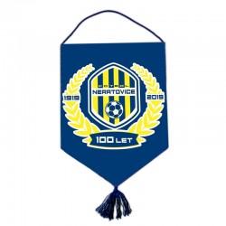 Vlajka 100.výročí klub
